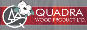 Quadra Wood Products logo